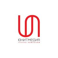 Логотип компании «Юнитмедиа»