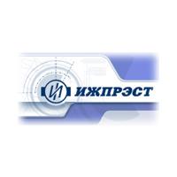 Логотип компании «Ижпрэст»