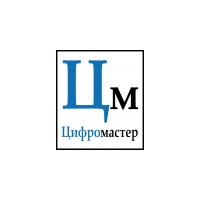 Логотип компании «Цифромастер»