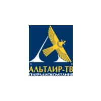 Логотип компании «Телерадиокампания Альтаир-ТВ»