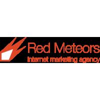 Логотип компании «Red Meteors»