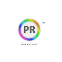 Логотип компании «PR - INTERACTIVE!»