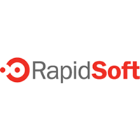 Логотип компании «RapidSoft»