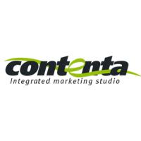 "Логотип компании «Студия интегративного маркетинга ""Contenta""»"