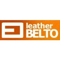 Логотип компании «Leather BELT»
