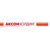 Логотип компании «Аксон»