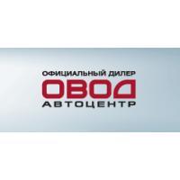 Логотип компании «Автоцентр ОВОД»