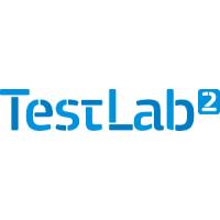 Логотип компании «TestLab²»