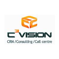 Логотип компании «С3VISION»
