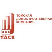 Логотип компании «Томская домостроительная компания (ТДСК)»