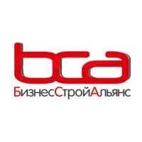 Логотип компании «БизнесСтройАльянс»