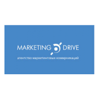 Логотип компании «Marketing Drive»