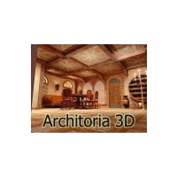 Логотип компании «Architoria 3D»