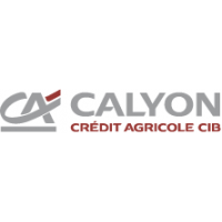Логотип компании «Calyon Rusbank»