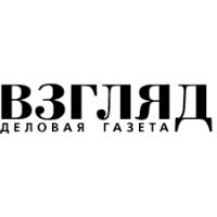 Логотип компании «Деловая газета Взгляд»