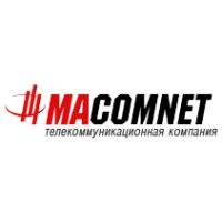 Логотип компании «Макомнет»