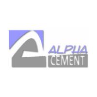 Логотип компании «Альфа-Цемент»
