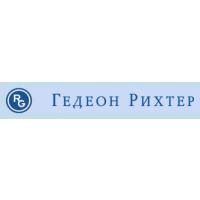 Логотип компании «Гедеон Рихтер»