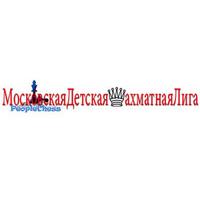 Логотип компании «Московская Детская Шахматная Лига»