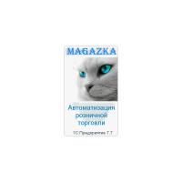 Логотип компании «МАГАЗЬКА»