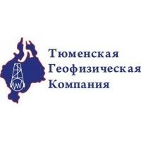 Логотип компании «Тюменская Геофизическая Компания»