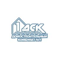 Логотип компании «Домостроительный комбинат №1 (ДСК-1)»