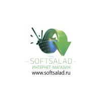 Логотип компании «СОФТСАЛАТ»
