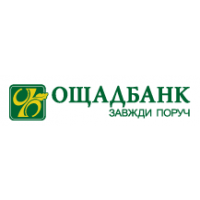 Логотип компании «Ощадбанк»