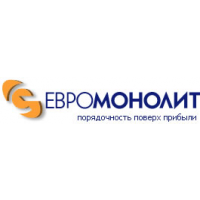Логотип компании «ЕвроМонолит»
