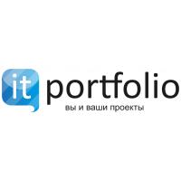 Логотип компании «IT-Portfolio»