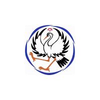 "Логотип компании «Клуб ""Белый Журавль""»"