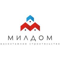 Логотип компании «Милдом»