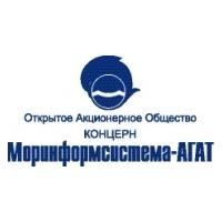 Логотип компании «Моринформсистема-Агат»