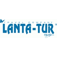 Логотип компании «Ланта-тур вояж»