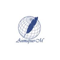 Логотип компании «Бюро переводов Антарио М»