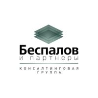 """Логотип компании «Консалтинговая группа """"Беспалов и партнеры""""»"""