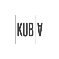 Логотип компании «KUBA. Buenas ideas»