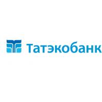 Логотип компании «ТАТЭКОБАНК»