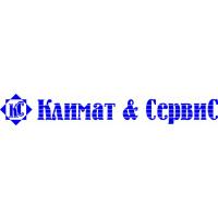 Логотип компании «Климат-Сервис»