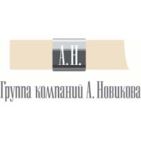 Логотип компании «Группа Компаний Аркадия Новикова»