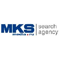 Логотип компании «МКСмедиа»
