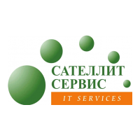 Логотип компании «Сателлит-Сервис»