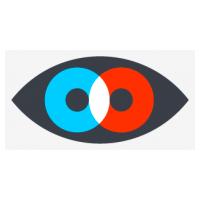 Логотип компании «MEGAVISOR»