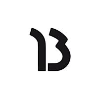 Логотип компании «13 этаж»