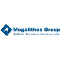 Логотип компании «Megalithos Group»