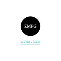 Логотип компании «Zima Media Production Group»