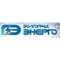 Логотип компании «Волгоградэнерго»