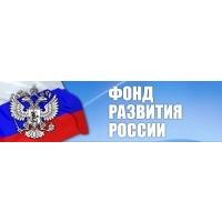 Логотип компании «Фонд развития России»