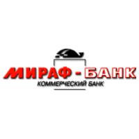 Логотип компании «КБ Мираф-Банк»