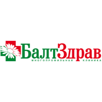 Логотип компании «БалтЗдрав»